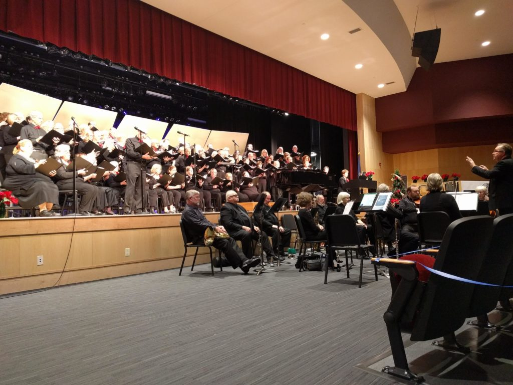 Gettysburg Civic Chorus Performs Christmas Concerts this weekend
